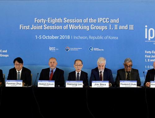 Analizamos el quinto Informe del IPCC