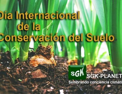 Día Internacional de la conservación del Suelo