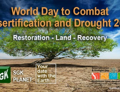 World Day to Combat Desertification and Drought 2021